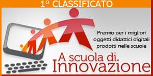Logo Premio A scuola di Innovazione